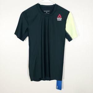 Mens Reebok Crossfit Short Sleeve Shirt